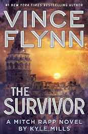 The Survivor (A Mitch Rapp Novel) Hardcover – Import 6 Oct 2015-sanapalas