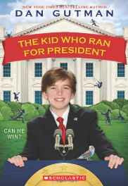 The Kid Who Ran For President (Kid Who (Paperback)) Mass Market Paperback – Import 1 Jun 2012-Books-sanapalas