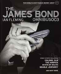 The James Bond Omnibus Volume 003 Paperback – Illustrated 3 Apr 2012-Books-sanapalas