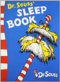 Dr Seuss' Sleep Book (Yellow Back Book) Paperback – 5 Aug 2010-sanapalas