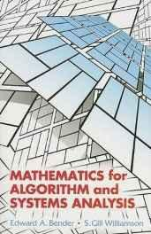 Mathematics for Algorithm and Systems Analysis (Dover Books on Mathematics) Paperback – Import 1 Jan 2009-sanapalas
