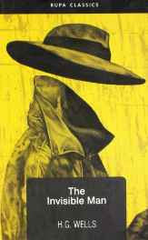 The Invisible Man Paperback – 1 Mar 2000-Books-sanapalas