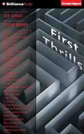 First Thrills: High-octane Stories from the Hottest Thriller Authors Audio CD – Audiobook CD Import-sanapalas
