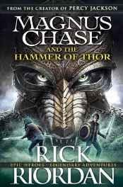 Magnus Chase and the Hammer of Thor Hardcover – Import 4 Oct 2016-Books-sanapalas
