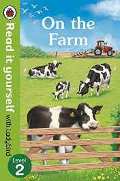 On The Farm - Read It Yourself with Ladybird Level 2 Paperback – 14 Sep 2016-Books-sanapalas