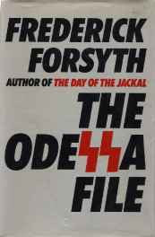 The Odessa File Hardcover – Import 25 Sep 1972-sanapalas