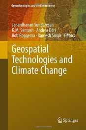 Geospatial Technologies and Climate Change (Geotechnologies and the Environment) Hardcover – Import 3 Jan 2014-sanapalas
