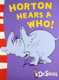 Horton Hears a Wh: Yellow Back Book Paperback – 5 Aug 2010-sanapalas