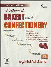 Textbook of Bakery and Confectionery Paperback – 2012-Books-sanapalas