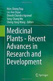 Medicinal Plants - Recent Advances in Research and Development Hardcover – Import 2 Nov 2016-sanapalas
