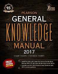 The Pearson General Knowledge Manual 2017 Paperback – 30 Aug 2016-Books-sanapalas