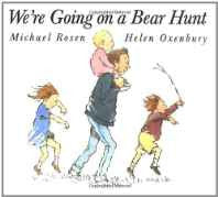 We're Going On A Bear Hunt Hardcover – Import 30 Sep 1989-Books-sanapalas
