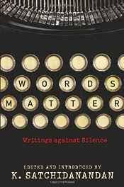 Words Matter: Writings Against Silence Hardcover – 13 Jun 2016-Books-sanapalas