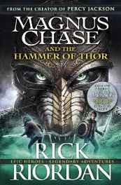 Magnus Chase and the Hammer of Thor Paperback – 4 Oct 2016-Books-sanapalas