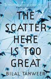 The Scatter Here Is Too Great Paperback – 15 Dec 2014-sanapalas