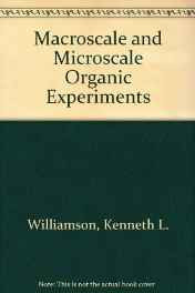 Macroscale and Microscale Organic Experiments Hardcover – Illustrated Import-sanapalas