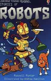 Stories of Robots (Usborne Young Reading) Paperback – 27 May 2004-Books-sanapalas