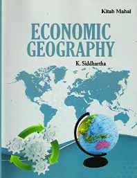 Economic Geography Paperback – 2016-Books-sanapalas