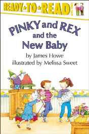 Pinky and Rex and the New Baby (Pinky & Rex) Paperback – Import 1 Feb 1999-sanapalas