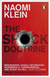 The Shock Doctrine: The Rise of Disaster Capitalism Paperback – 1 May 2008-Books-sanapalas