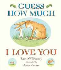 Guess How Much I Love You Padded Board Book Board book – Import 9 Aug 2011-Books-sanapalas