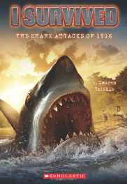 I Survived #2: I Survived the Shark Attacks of 1916 Paperback – Import 1 Sep 2010-Books-sanapalas