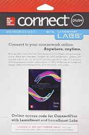Connect and LearnSmart Labs Access Card for Foundations in Microbiology Printed Access Code-sanapalas
