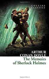 The Memoirs of Sherlock Holmes (Collins Classics) Paperback – 30 Jun 2016-Books-sanapalas