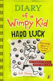 Diary of a Wimpy Kid: Hard Luck Paperback – 12 Jun 2014-Books-sanapalas
