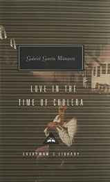 Love In The Time Of Cholera (Everyman's Library classics) (Everyman Classics) Hardcover – 21 Aug 1997-Books-sanapalas