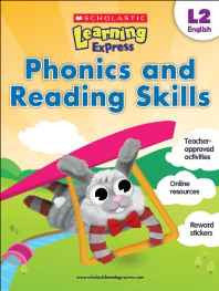 Scholastic Learning Express Level 2 - Phonics and Reading Paperback – 1 Mar 2013-Books-sanapalas