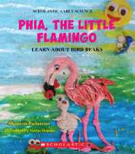 Little Flamingo Searches for Food: Learn about Bird Beaks Hardcover – 15 Jan 2014-sanapalas