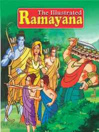 The Illustrated Ramayana Paperback – 2009-Books-sanapalas