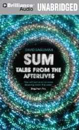 Sum: Tales from the Afterlives Audio CD – Audiobook CD Import-Books-sanapalas