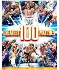 WWE: 100 Greatest Matches Hardcover – Import 10 May 2016-Books-sanapalas