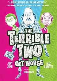 The Terrible Two Get Worse (UK edition) Paperback – Import 12 Jan 2016-sanapalas