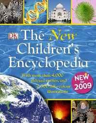 The New Children's Encyclopedia Hardcover – 1 Jul 2009-Books-sanapalas