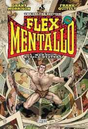 Flex Mentallo: Man of Muscle Mystery Paperback – 6 May 2014-sanapalas