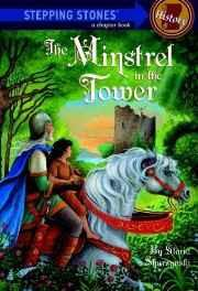 The Minstrel in the Tower (Stepping Stone Books) Library Binding – Import 12 May 1988-Books-sanapalas