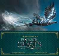 The Art of the Film: Fantastic Beasts and Where to Find Them Hardcover – 23 Nov 2016-sanapalas