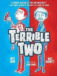 The Terrible Two Hardcover – 13 Jan 2015-sanapalas