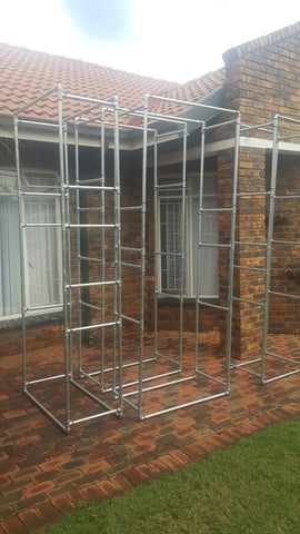 Scaffolding Type Kitchen Shelves