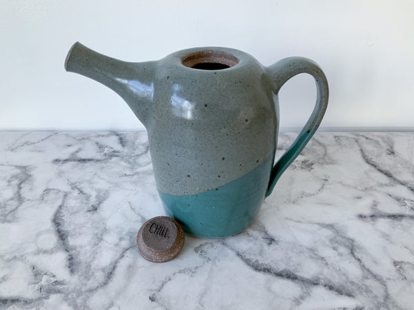 Colorblock Teapot