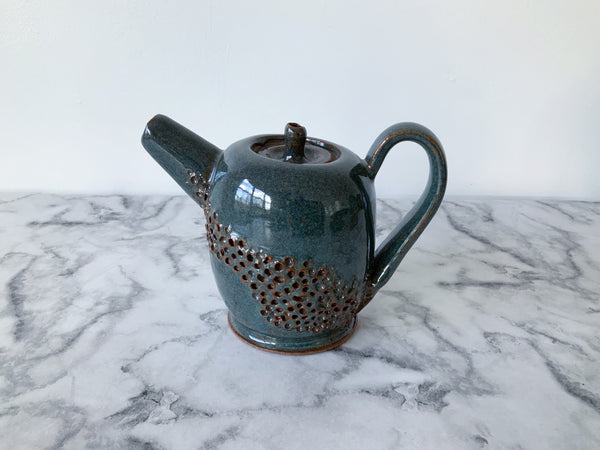 Barnacle Textured Teapot