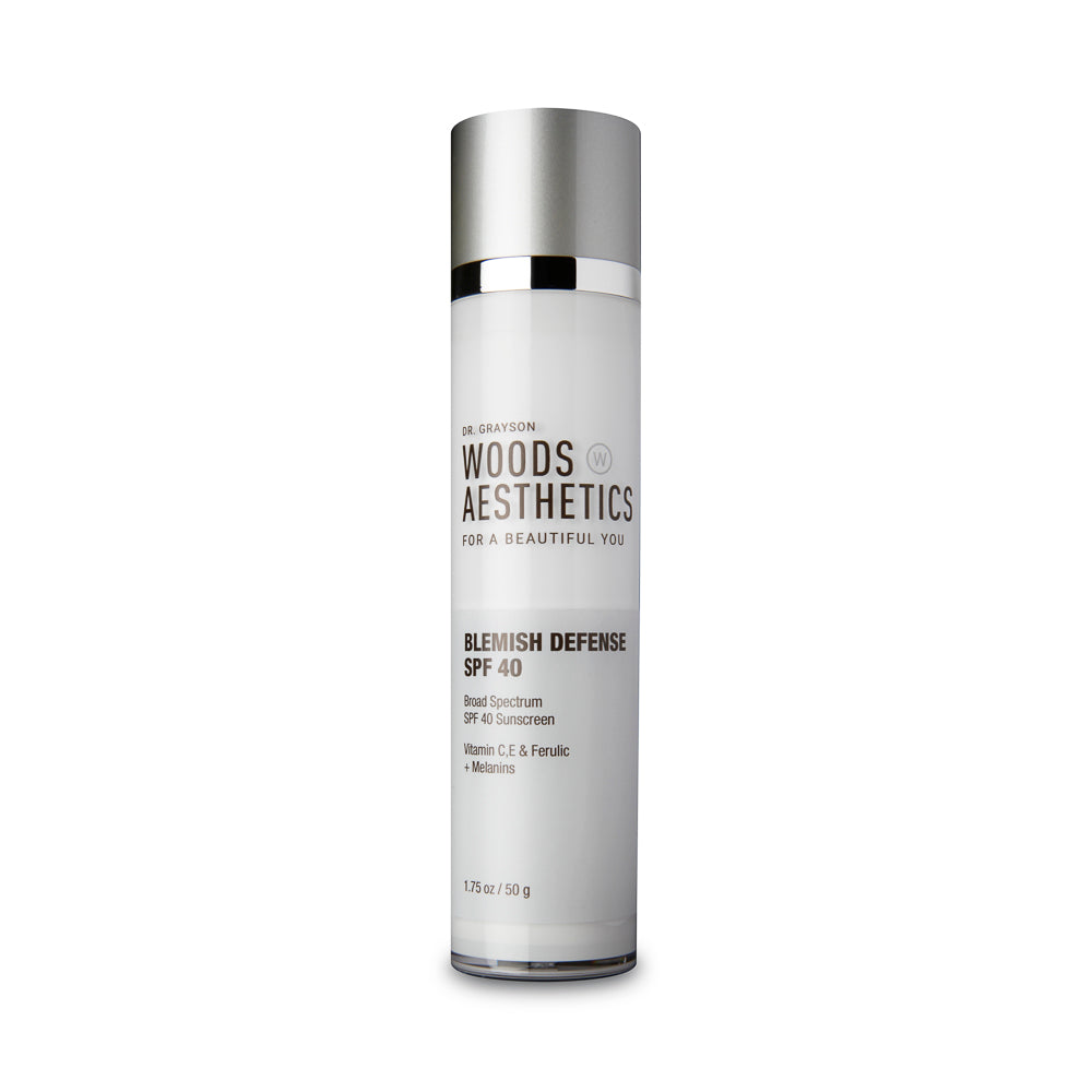 Blemish Defense SPF 40