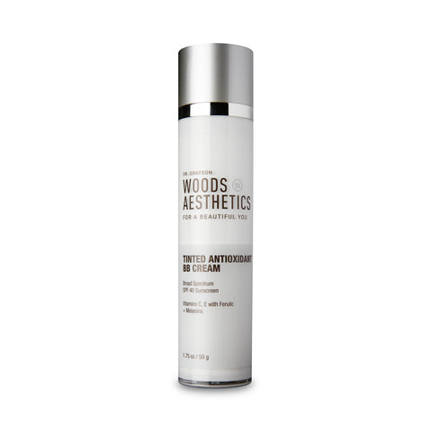 Tinted Antioxidant BB Cream