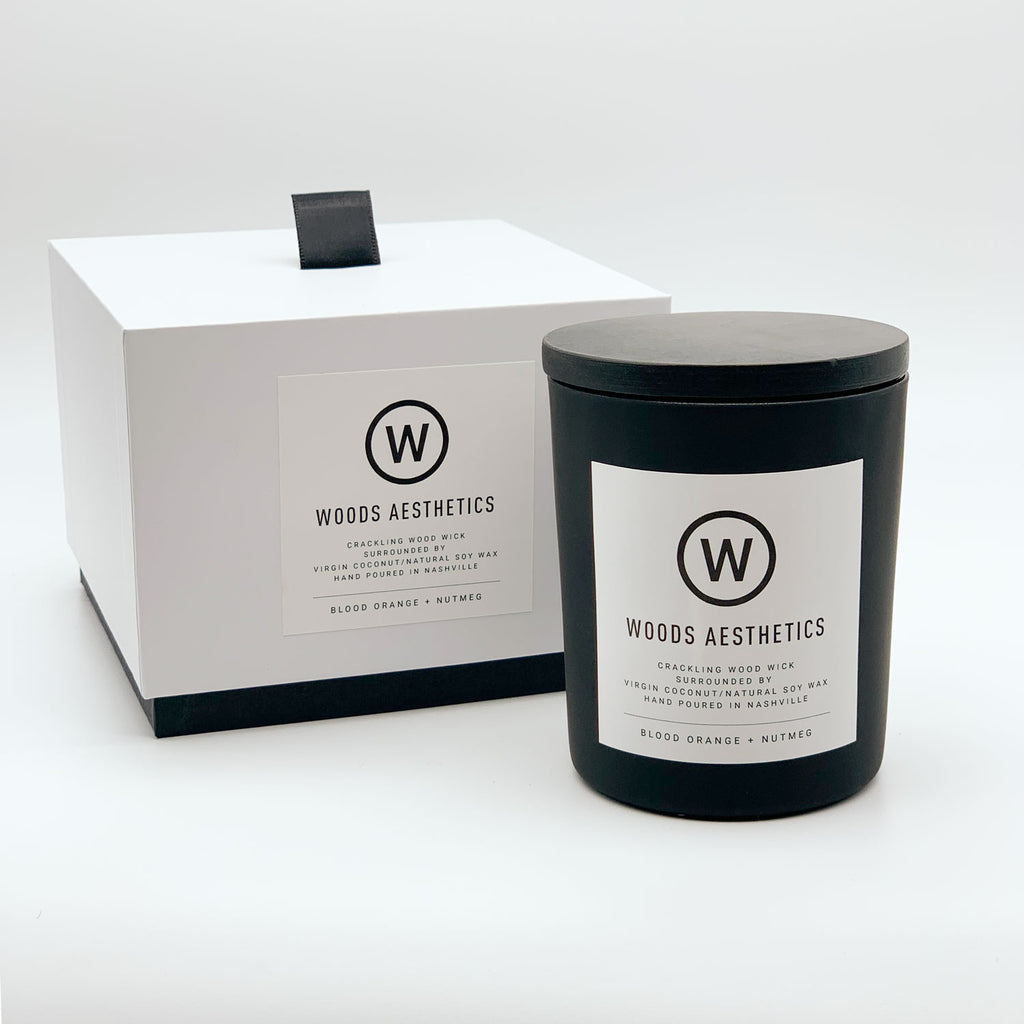 Woods Signature Candles
