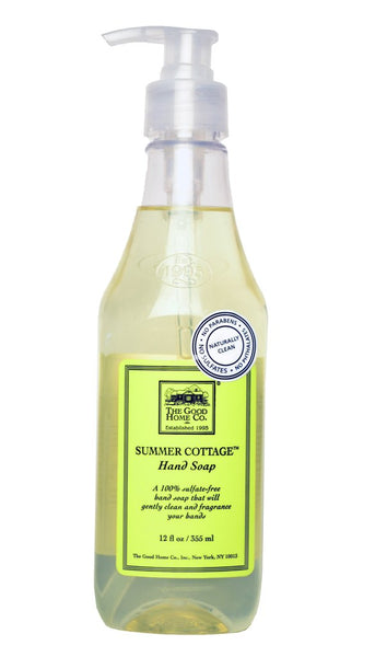 Summer Cottage Hand Soap