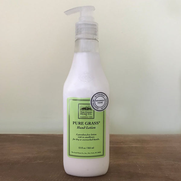 Pure Grass Hand Lotion