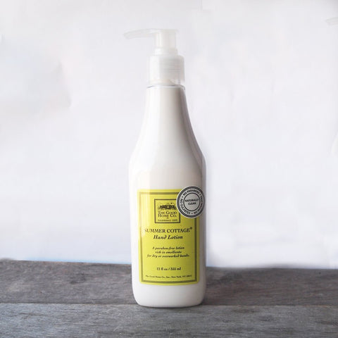 Summer Cottage Hand Lotion